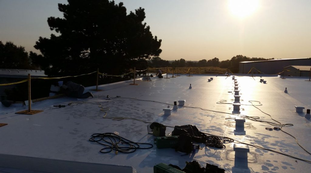 Commercial Roofing & Roofing Estimates - Grandview, WA