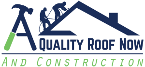 A Quality Roof Logo