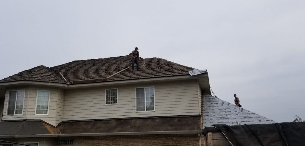 Roof Replacement Grandview WA