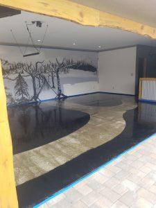Epoxy Floor Finish